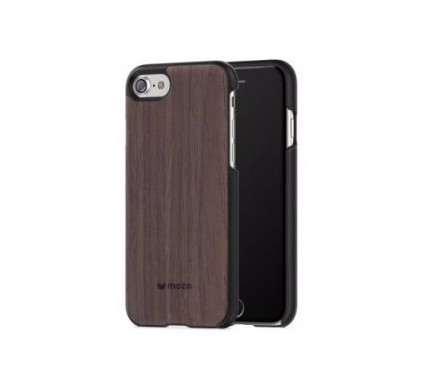 Mozo Back Cover Wood Apple iPhone 6/6s/7 Walnoot