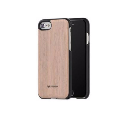 Mozo Back Cover Wood Apple iPhone 6/6s/7 Eiken
