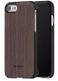Mozo Back Cover Wood Apple iPhone 6 Plus/6s Plus/7 Plus Walnoot