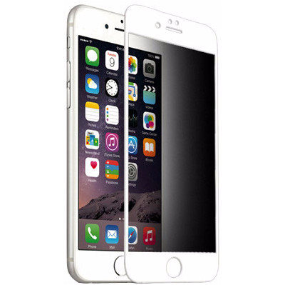 Pavoscreen Privacy Tempered Glass Apple iPhone 6/6s Wit