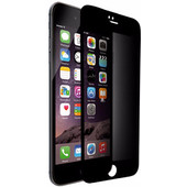 Pavoscreen Privacy Tempered Glass Apple iPhone 6/6s Zwart