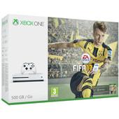 Microsoft Xbox One S 500 GB FIFA 17 Bundel