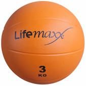 Lifemaxx Medicine Ball 3 kg