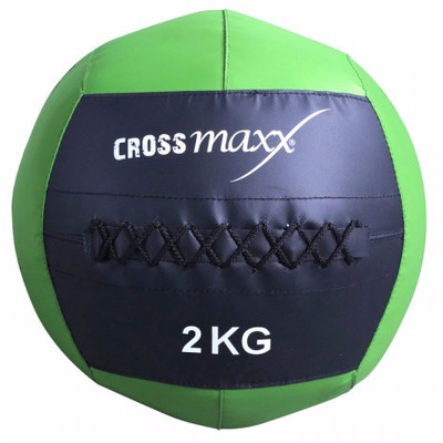 Image of Crossmaxx Wall Ball 2 kg Green