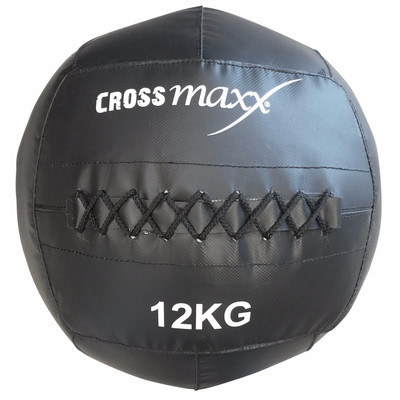 Image of Crossmaxx Wall Ball 12 kg Dark Grey