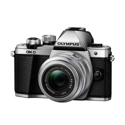 Image of Olympus E-M10 MKII DZK IIR Zilver