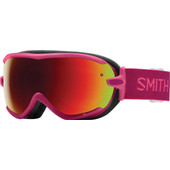 Smith Virtue Fuchsia Static + Red-Sol-X Lens