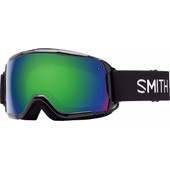 Smith Grom Junior Black + Green Sol X Lens