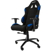 AK Racing Gaming Chair Zwart / Blauw