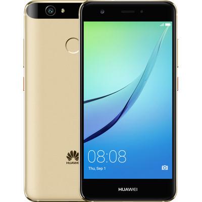 Huawei Nova Goud, Android 6.0 Marshmallow 5 inch Full HD-scherm 32 GB opslagcapaciteit 2,0 GHz octa core-processorExtra gegevens:Merk: HuaweiModel: Nova GoudVoorraad: 1Contractduur:  jaarToestelprijs/artikelprijs: 353Levertijd : Voor 23.59 uur besteld, morgen in huis. Zelfs op zondag.