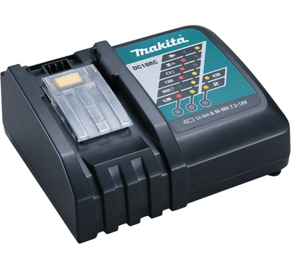 Makita Acculader 10,8/14,4/18V DC18RC