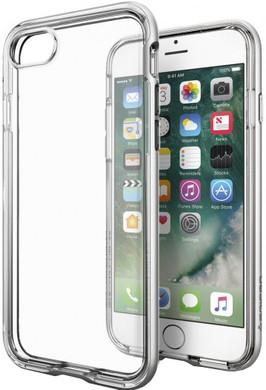 Spigen Neo Hybrid Crystal Apple iPhone 7/8 Zilver