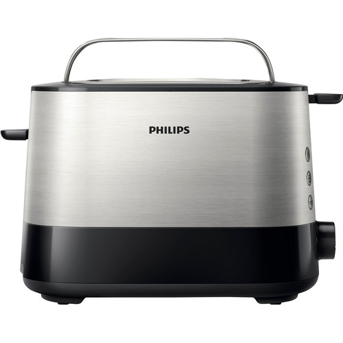 Philips Viva Collection HD2637/90 Zwart