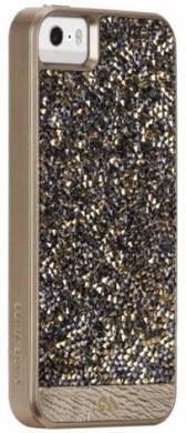 Case-Mate Brilliance Case Apple iPhone 5/5s/SE Goud