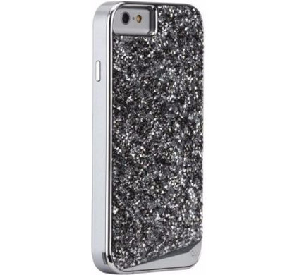 Case-Mate Brilliance Case Apple iPhone 6 Plus/6s Plus Zilver
