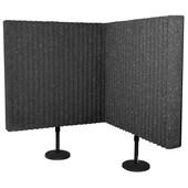 Auralex Acoustics DeskMAX (set van 2 wanden)