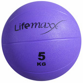Lifemaxx Medicine Ball 5 kg