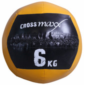 Crossmaxx Wall Ball 6 kg Yellow