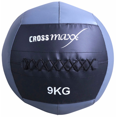 Image of Crossmaxx Wall Ball 9 kg Grey