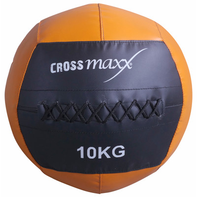 Image of Crossmaxx Wall Ball 10 kg Orange