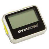 Gymboss Interval Timer Silver