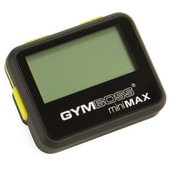 Gymboss MiniMax Interval Timer Black