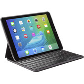 Decoded iPad Pro 9.7 Leather bluetooth keyboard case Zwart