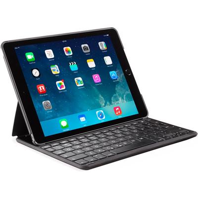 Decoded iPad Pro 9.7 Leather bluetooth keyboard case Bruin