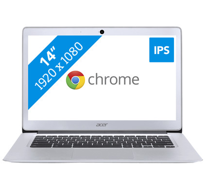 voorkant Chromebook 14 CB3-431-C5K7