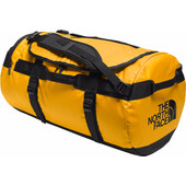The North Face Base Camp Duffel Summit Gold/TNF Black - M