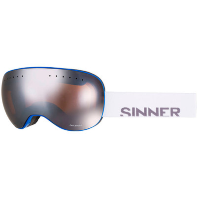 Sinner Eaglerock Blue + Orange Mirror Lens