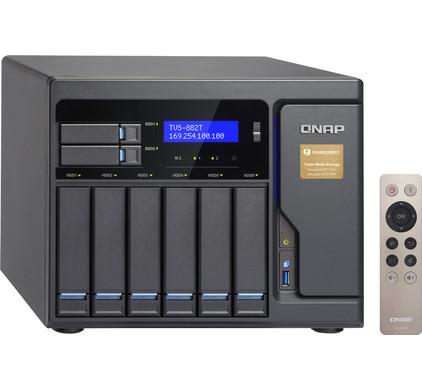 Qnap TVS-882T 16 GB