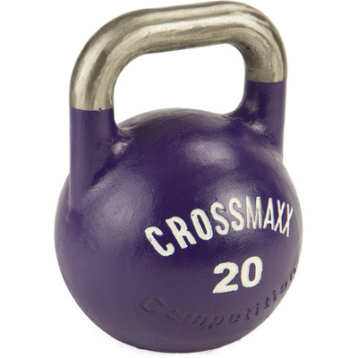 Image of Crossmaxx Competition Kettlebell 20 kg Purple