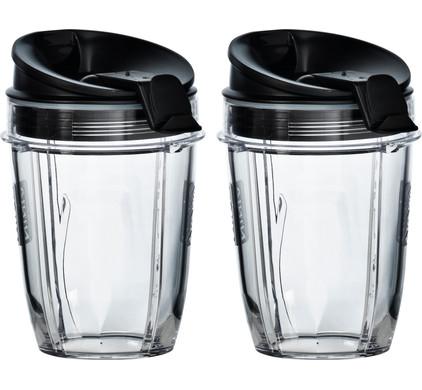 Nutri Ninja Smoothiebeker 300 ml 2 stuks