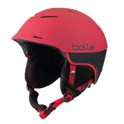 Image of Bollé Synergy Soft Red (58 - 61 cm)