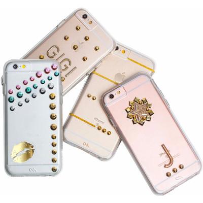 Case-Mate Tough Naked Custom Case Apple iPhone 7 Transparant