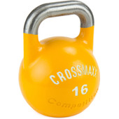 Crossmaxx Competition Kettlebell 16 kg Yellow