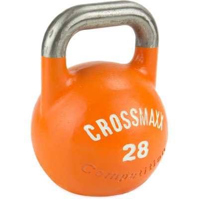 Image of Crossmaxx Competition Kettlebell 28 kg Orange