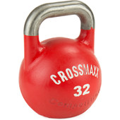 Crossmaxx Competition Kettlebell 32 kg Red