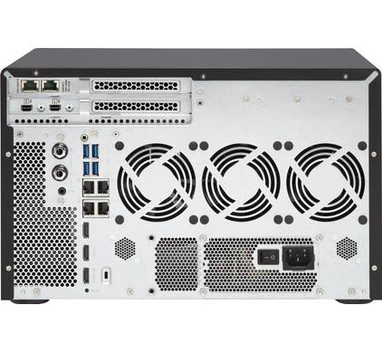 Qnap TVS-1282T 32 GB