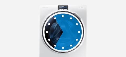 Wassen met startuitstel