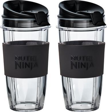Nutri Ninja Smoothiebeker 650 ml 2 stuks