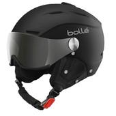 Bollé Backline Visor Soft Black/Silver (56 - 58 cm)