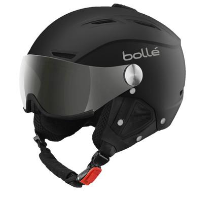 Bollé Backline Visor Soft Black/Silver (59 - 61 cm)