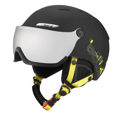 Image of Bollé B-Yond Visor Black/Lime (54 - 58 cm)