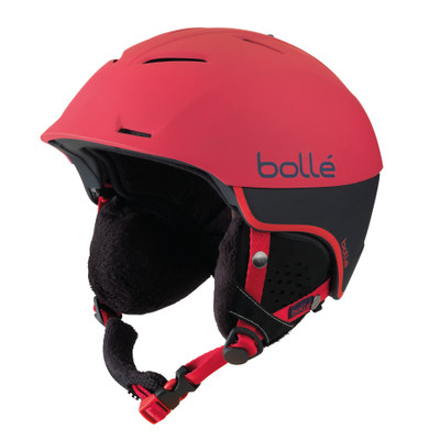 Image of Bollé Synergy Soft Red (54 - 58 cm)