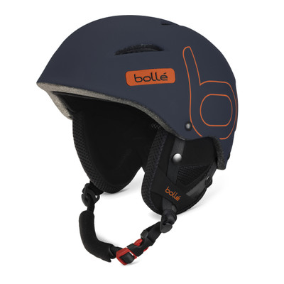 Bollé B-Style Soft Dark Blue/Orange (54 - 58 cm)