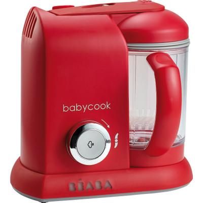 Image of Beaba Babycook Stomer en Blender Solo Rood