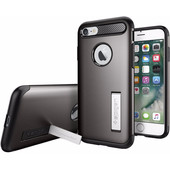 Spigen Slim Armor Apple iPhone 7 Grijs