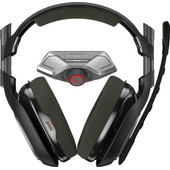 Astro A40 Xbox One + MixAmp M80 Zwart/Groen